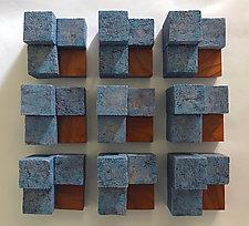 Puzzle by Jan Hoy (Ceramic Sculpture)