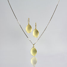 Petal Jewelry by Cheryl Rydmark (Gold, Silver & Stone Jewelry)