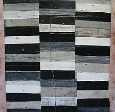 Interrupted Pattern #19 by Laura Nugent (Acrylic Painting)