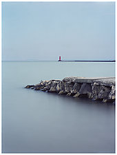 Lighthouse by William Lemke (Color Photograph)