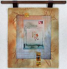 Rhythms by Peggy Brown (Fiber Wall Hanging)