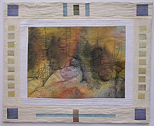 Maine by Peggy Brown (Fiber Wall Hanging)