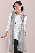 Vera Vest by Beau Jours  (Woven Vest)