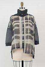 Cotton Chiffon Mies Shirt by Steve Sells Studio (Chiffon Shirt)