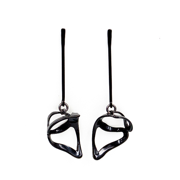 Scoop Drop Earring