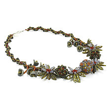Pure Delight Necklace by Kathryn Bowman (Beaded Necklace)