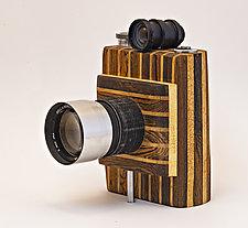 Boco by John Shuptrine (Wood Sculpture)