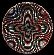 Spirit Earth Sculpture by Keoni Carlson (Wood Platter)