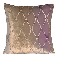 Large Arches Velvet Pillow by Kevin O'Brien (Velvet Pillow)