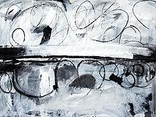 Road to El Rito II by Peggy Klineman (Acrylic Painting)