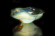 Salado Glassworks Signature Bowl Line I by Gail Allard (Art Glass Bowl)
