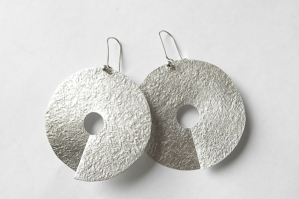 Severed Moon Earrings