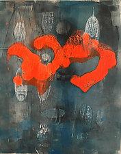 Cherubim by Amantha Tsaros (Acrylic Painting)