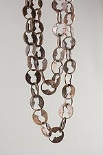 Abe M.I.A. Necklace by Stacey Lee  Webber (Copper Necklace)