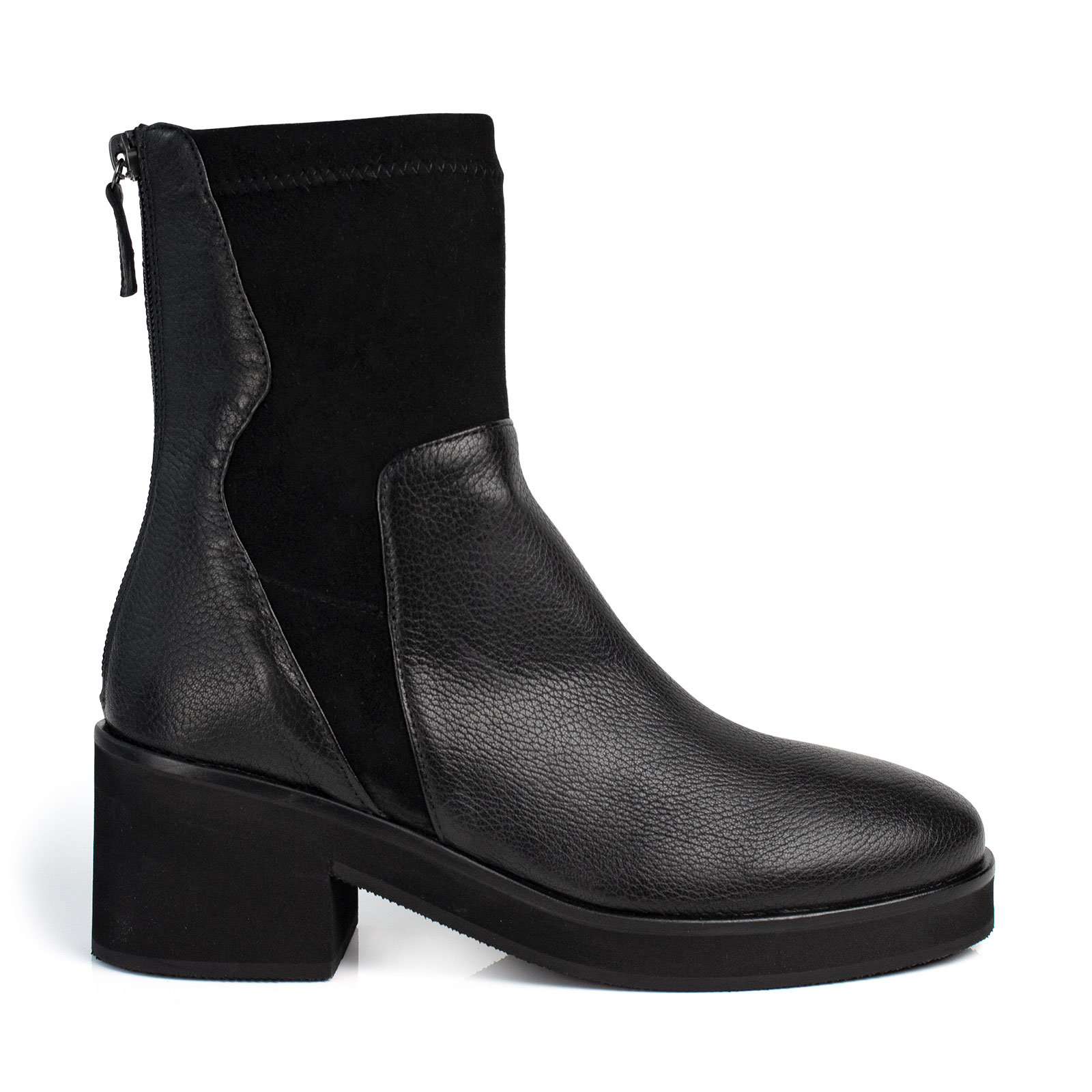 Blondie Boot by Homers Shoes (Leather Boot) | Artful Home