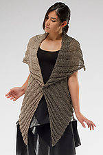 Invertable Vest by Kaoru Izushi (Knit Sweater)
