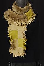 Shearling Scarf by Toshiki & Maryszka (Shearling Scarf)
