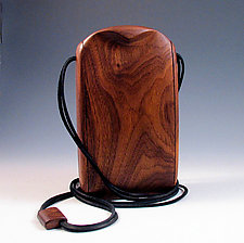 James Purse by Kimberly Chalos (Wood Purse)