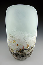 Landscapes: Mist by Daniel Scogna (Art Glass Vessel)