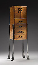 Sterling by Brian Hubel (Wood Cabinet)