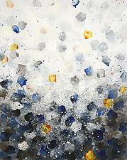 Imminent Storm 2 by Marlene Sanaye Yamada (Acrylic Painting)