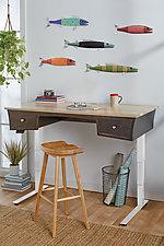 Grand Petit Ami Standing Desk by Vincent Leman (Wood Desk)