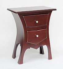 Table No.8 by Vincent Leman (Wood Side Table)