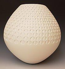 Half Oval by Michael Wisner (Ceramic Vessel)