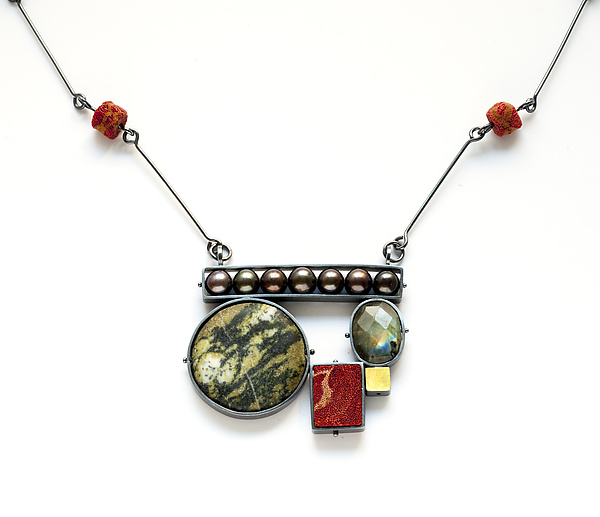 Collage Necklace #2