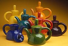 Kettle by Abby Salsbury (Ceramic Kettle)