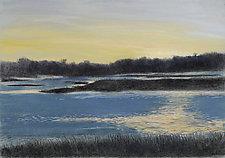 Sundown by Sherry Schreiber (Giclee Print)