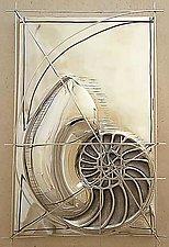 Nautilus by Gerald Siciliano (Metal Sculpture)