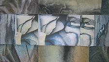 Layers by Wen Redmond (Fiber Wall Hanging)