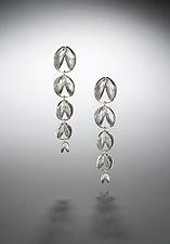 Arc 5 Elements Earrings by Analya Cespedes (Silver Earrings)