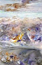 Seaside by Maureen Kerstein (Giclee Print)