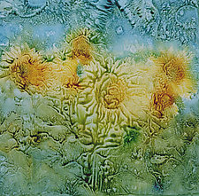 Essence of Sunflowers by Maureen Kerstein (Giclee Print)