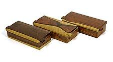 Small Box by Karel Aelterman (Wood Box)