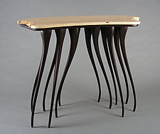In Perfect Harmony by Bill Palmer (Wood Console Table)