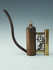 Ladies Only by Mary Ann Owen and Malcolm  Owen (Metal Teapot)