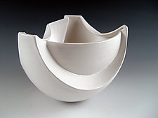 Metamorphosis by Lilach Lotan (Ceramic Vessel)