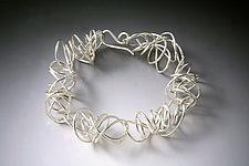 Nest Bracelet by Rina S. Young (Silver Bracelet)