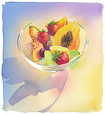 Summer Fruit by Marlies Merk Najaka (Giclee Print)
