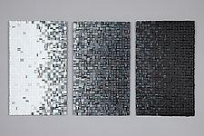 Beauty in the Breakdown by Robert Wiener (Art Glass Wall Art)