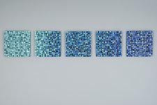 Interfuse II by Robert Wiener (Art Glass Wall Art)