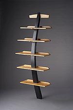 Recurve by Brian Hubel (Wood Shelf)