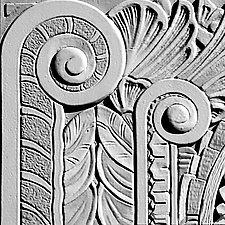 Deco Detail no2 by Joe Gemignani (Color Photograph)