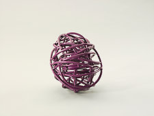 Orb by Andrea Waxman Mulcahy (Metal Sculpture)