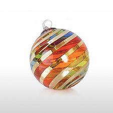 Good Fortune by Glass Eye Studio (Art Glass Ornament)