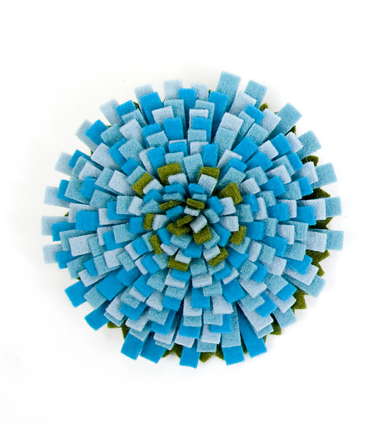 Small Burst Brooch