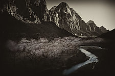 Zion Valley by Lori Pond (Color Photograph)